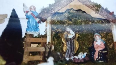 julekrybben vår